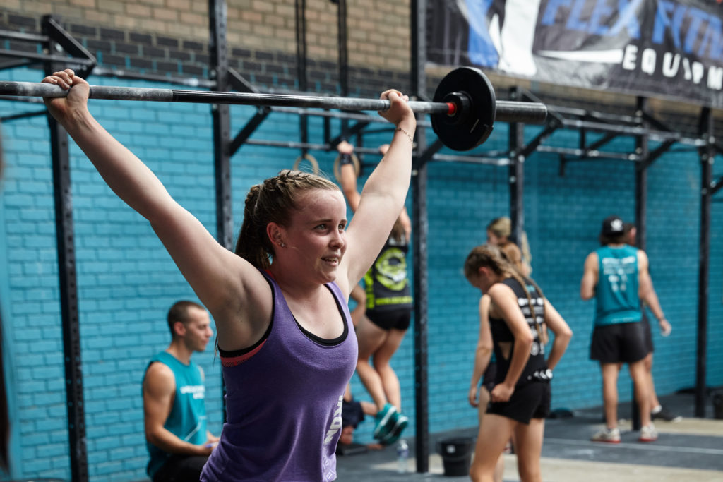 Teens Brasa Crossfit