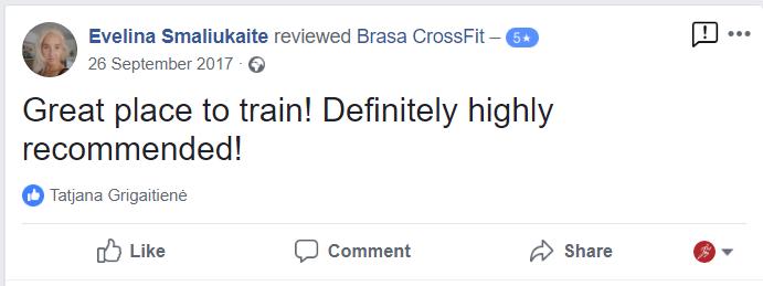 FB1 Brasa Crossfit
