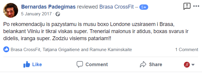 FB2 Brasa Crossfit