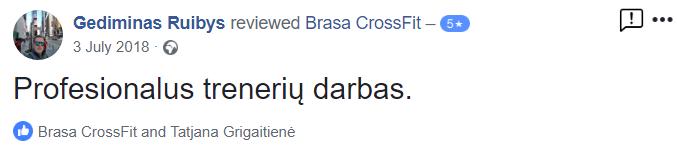 FB3 Brasa Crossfit
