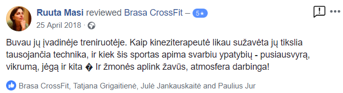 FB6 Brasa Crossfit